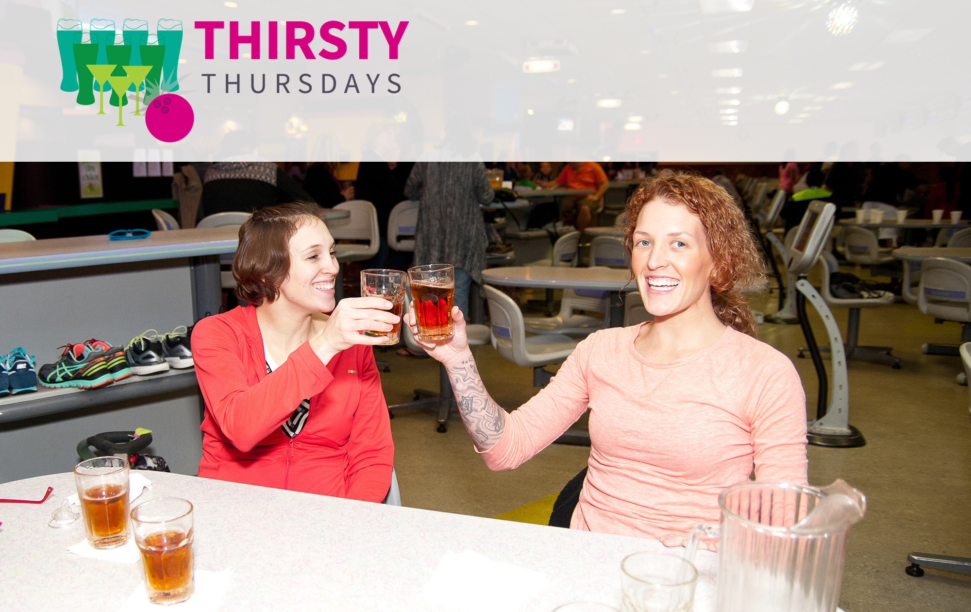 Thirsty Thursdays at Pin Chasers